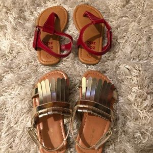 Payless sandals!